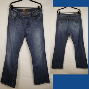 Kut from the kloth Women's bootcut jeans Size 14